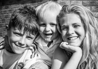 Roger Stevens Family